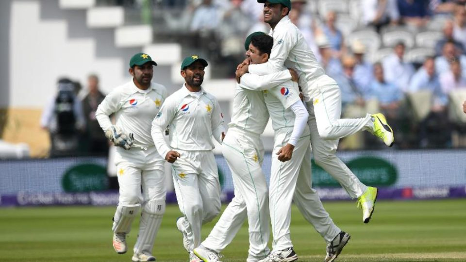 Cricket: Brilliant Pakistan Humble Troubled England at HQ