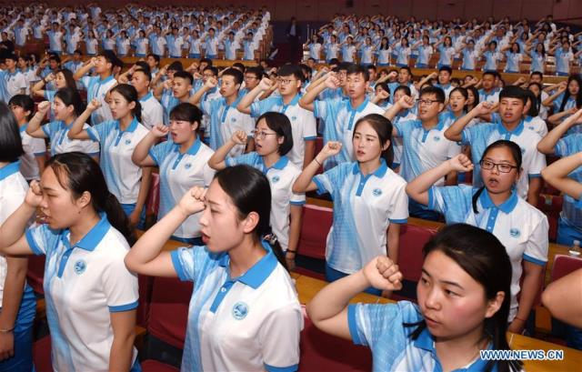 2,000 Volunteers Ready for 18th SCO Qingdao Summit