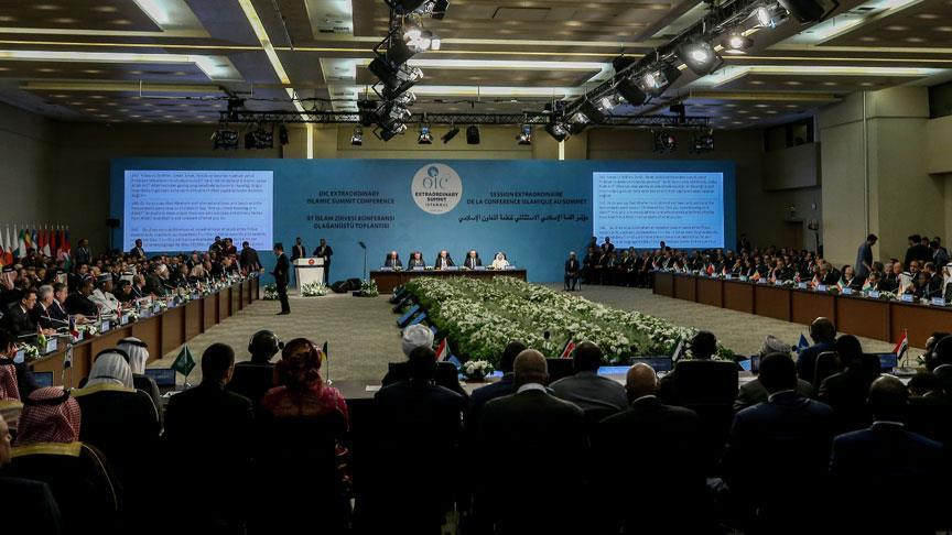 OIC Calls for Int'l Force to Protect Palestinians from Israeli Atrocities