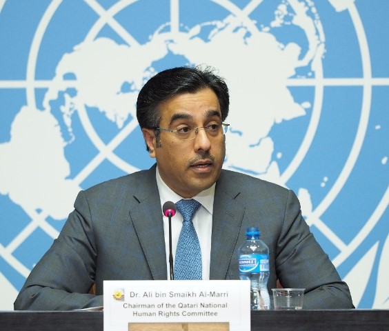 Qatar: NHRC Chief Invites UNHCR Committee on Disables to Witness Tragic Cases