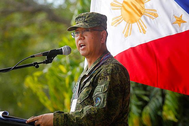 Gen. Carlito Galvez Jr. Chief of the Philippines Armed Forces Pic Manila Bulletin