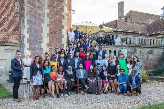 Three Pakistani Youth Among Queen's 2018 Young Leaders Award Recipients