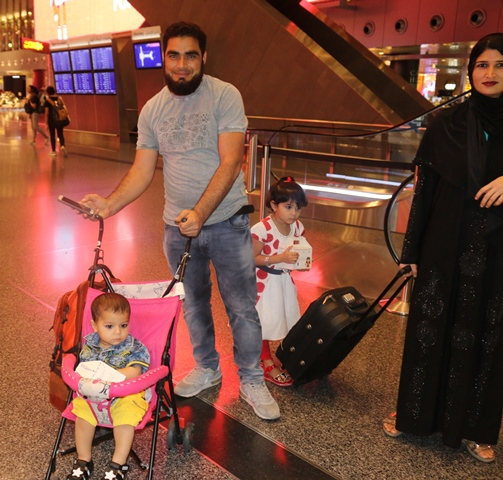 Hamad International Airport Brings Garangao Celebrations to Travelers