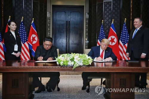 Trump, Kim Take First Step Toward Peace on Korean Peninsula