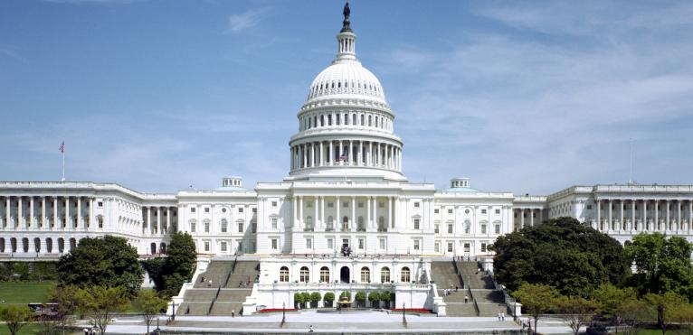 US Capital West Front Pic by USCIRF