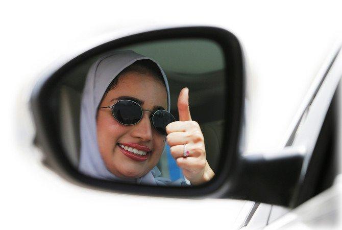 World Applauds as Saudi Women Take the Wheel