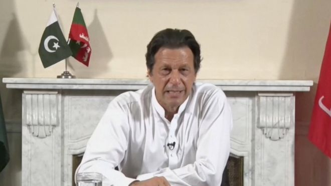 Pakistan: 'Man of the Match' Imran Khan Promises 'All Policies for the People'