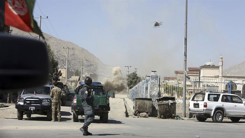 Rockets Hit Near Kabul Presidential Palace, NATO Compound and US Embassy, No Casualty