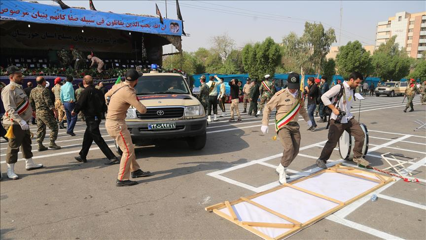 Iran: 25 Killed and 60 Injured in Attack on Military March
