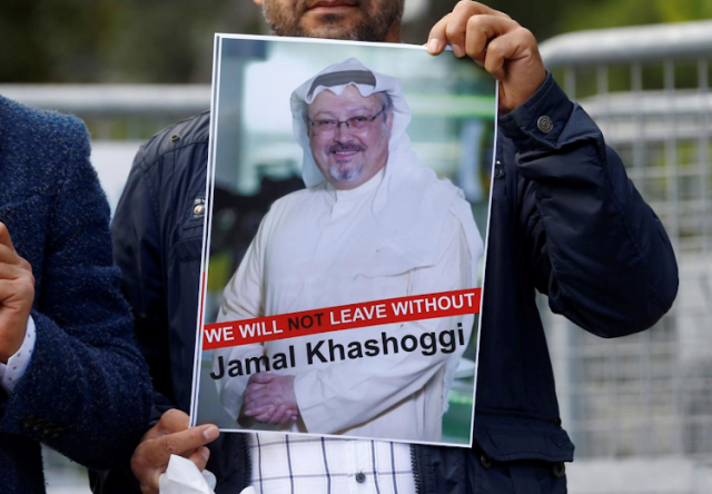 Saudi Arabia Says Journalist Killed in Fight