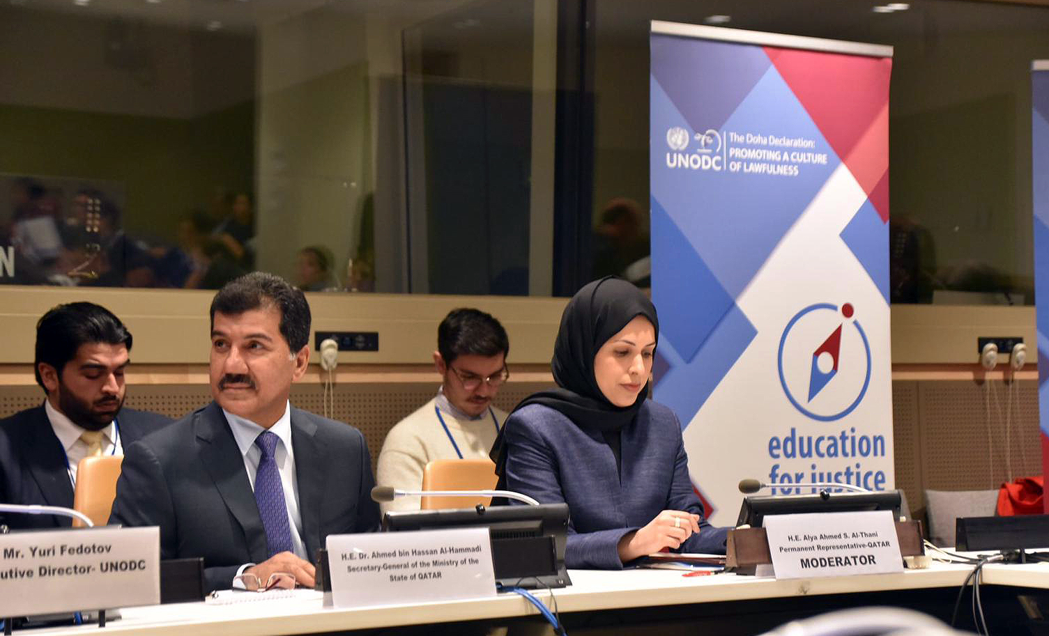 Doha Declaration Global Program Event at UN office in New York