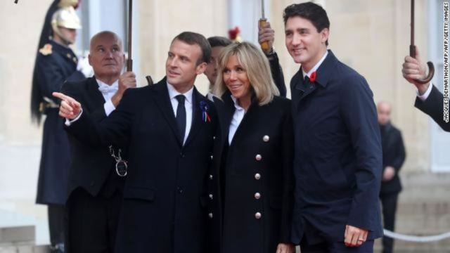 World Leaders Mark End of 100th Year of WW1, 'Nationalism is a Betrayal of Patriotism' Says Macron