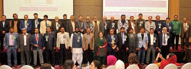 Top Scholars from Pakistan & India Participated in 2018 Doha Annual Int'l Urdu Poetic Symposium & Award Event