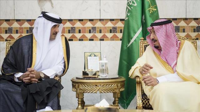 King of Saudi Arabia Extends Invitation to Amir of Qatar to Participate in GCC Summit