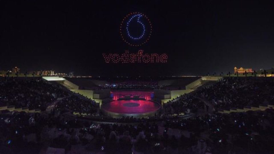 Vodafone Celebrates Qatar National Day in Unique Style