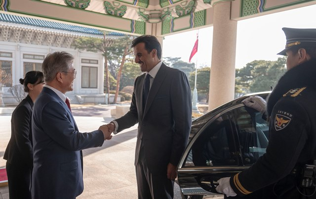 Amir of Qatar Arrived in Tokyo, 'A Precious Opportunity to Both States to Strengthen Bilateral Relations', Japanese Envoy