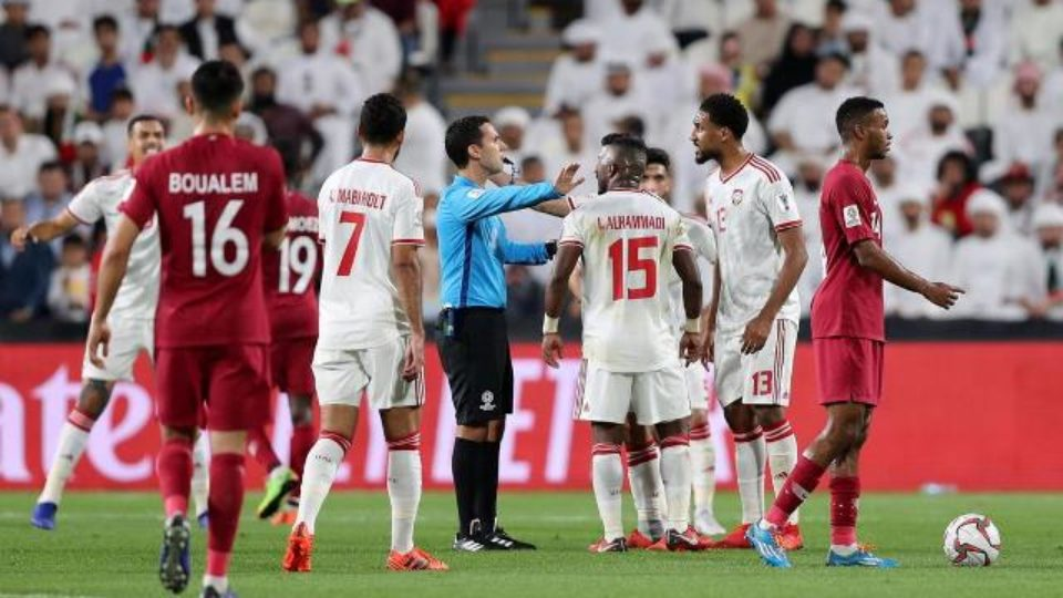 Qatar Thrashes UAE 4-0 in Politically Charged Asia Cup Semi-Final