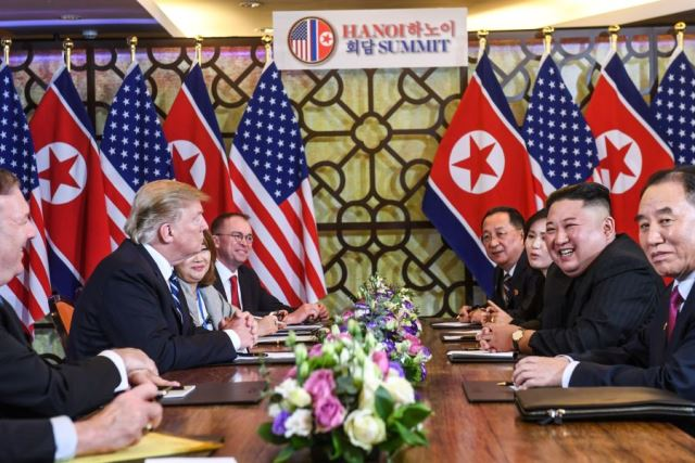 Hanoi Summit: Trump and Kim Will Sign a Joint Agreement Thursday, May Include Official End of the Korean War