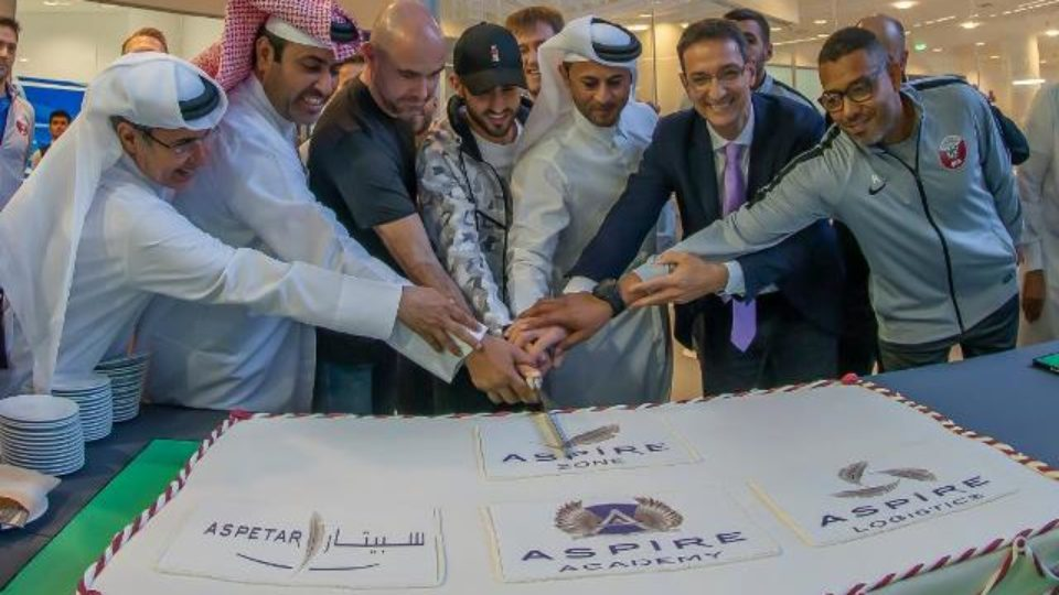 Qatar: AFZ Welcomed 2019 AFC Asian Cup Champions, Players Paid Their Gratitude to the Academy
