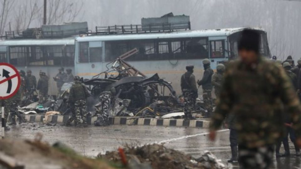 Kashmir attack killed 40 Indian soldiers