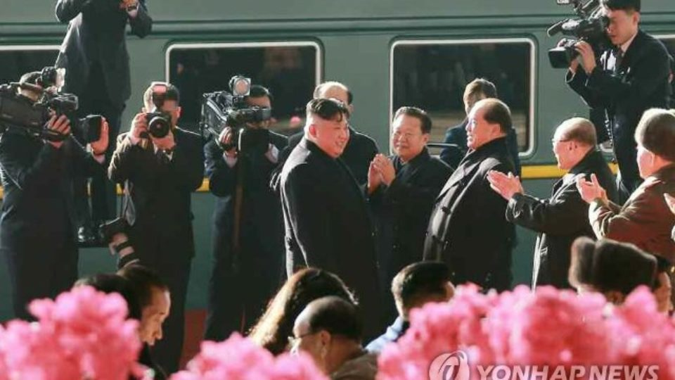 North Korean Media Reports on Kim's Departure for Trump Summit in Hanoi, 60 Hours and 4,500 Km To Travel