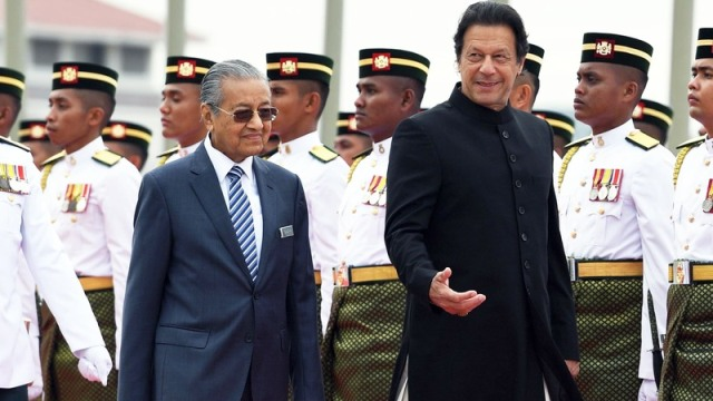 Pakistan's Sincere Friend Dr Mahathir Mohammad Leaves Pakistan After Three Days of State Visit