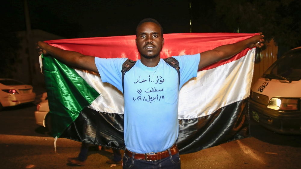 Omar Al-Bashir Deposed, Protesters Defy Military Curfew Demand Civilian Rule in Sudan