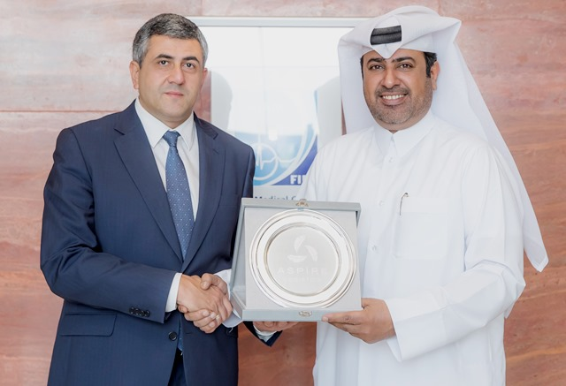 UNWTO Secretary General Lauds AZF Sports Facilities as One of World's Leading Institutions