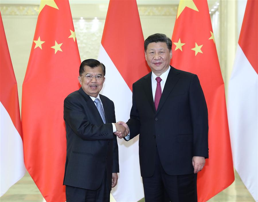 Xi Stresses High-quality, Sustainable Infrastructure Under BRI