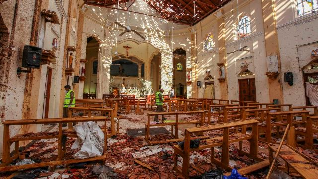 Sri Lanka Deadly Attack Toll Rises to 207, 450 Injured, Attacks Carried Out by Suicide Bombers, Govt. Analyst Confirms