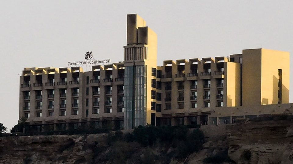 Five People Killed, Six Injured in Gwadar Hotel Clearance Operation, Three Terrorists Shot Down