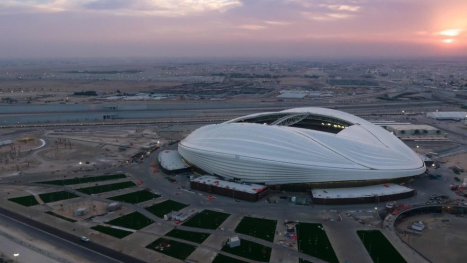 New AlWakta Stadium