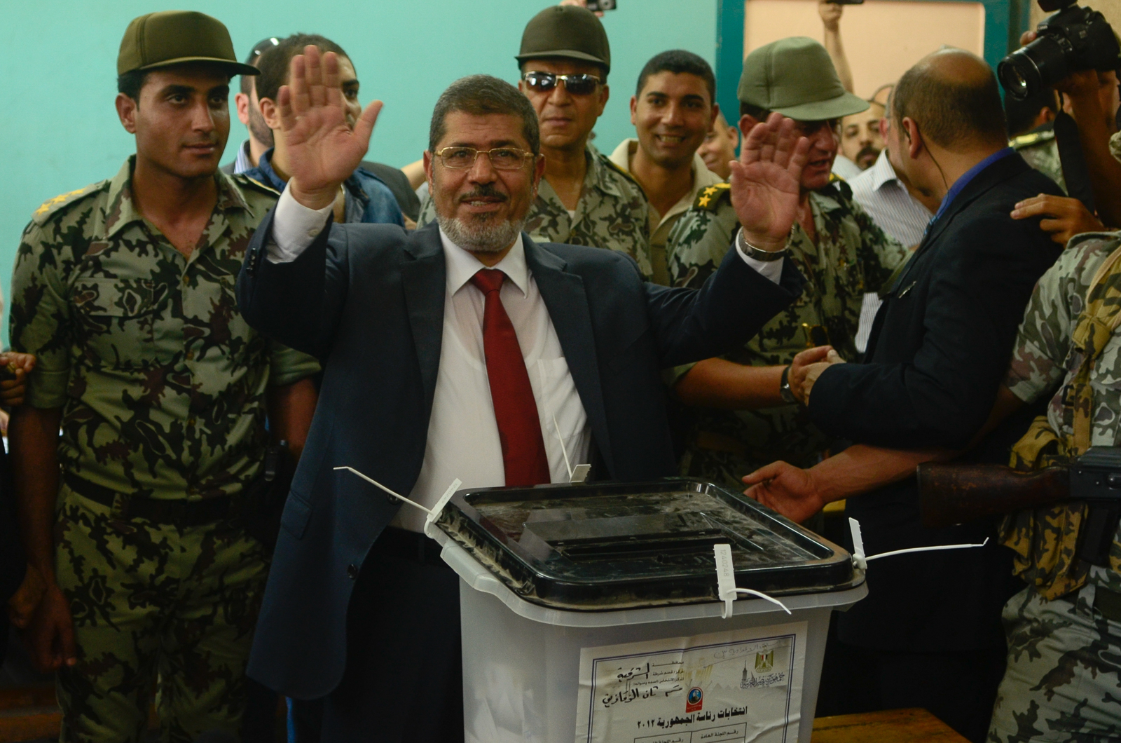 Egypt: Morsi Dies While Making Court Appearance in Egypt