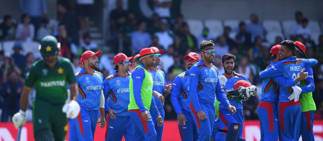 ICC World Cup: Pakistan Beat Afghanistan in A Thrilling Match