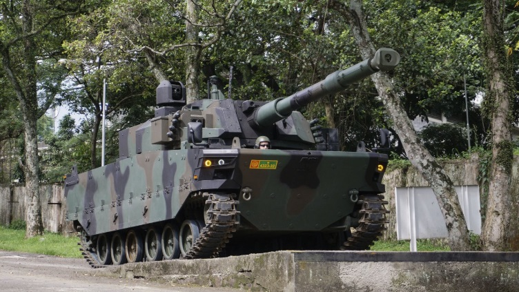 Kaplan MT Tank , a joint production by Indonesia and Turkish industries