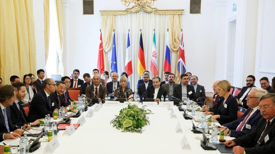JCPOA Joint Commission meets in Vienna