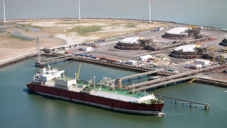 QP-Fluxys Belgium Signs Landmark Agreement for Zeebrugge LNG Terminal Services