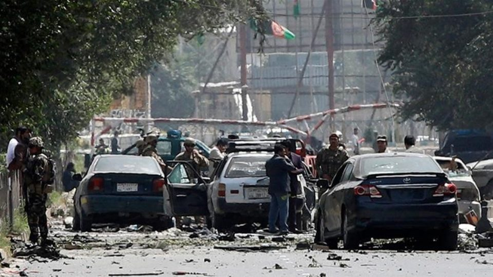 Taliban 2nd Major Attack by in Kabul Pic EPA-AlJazeera