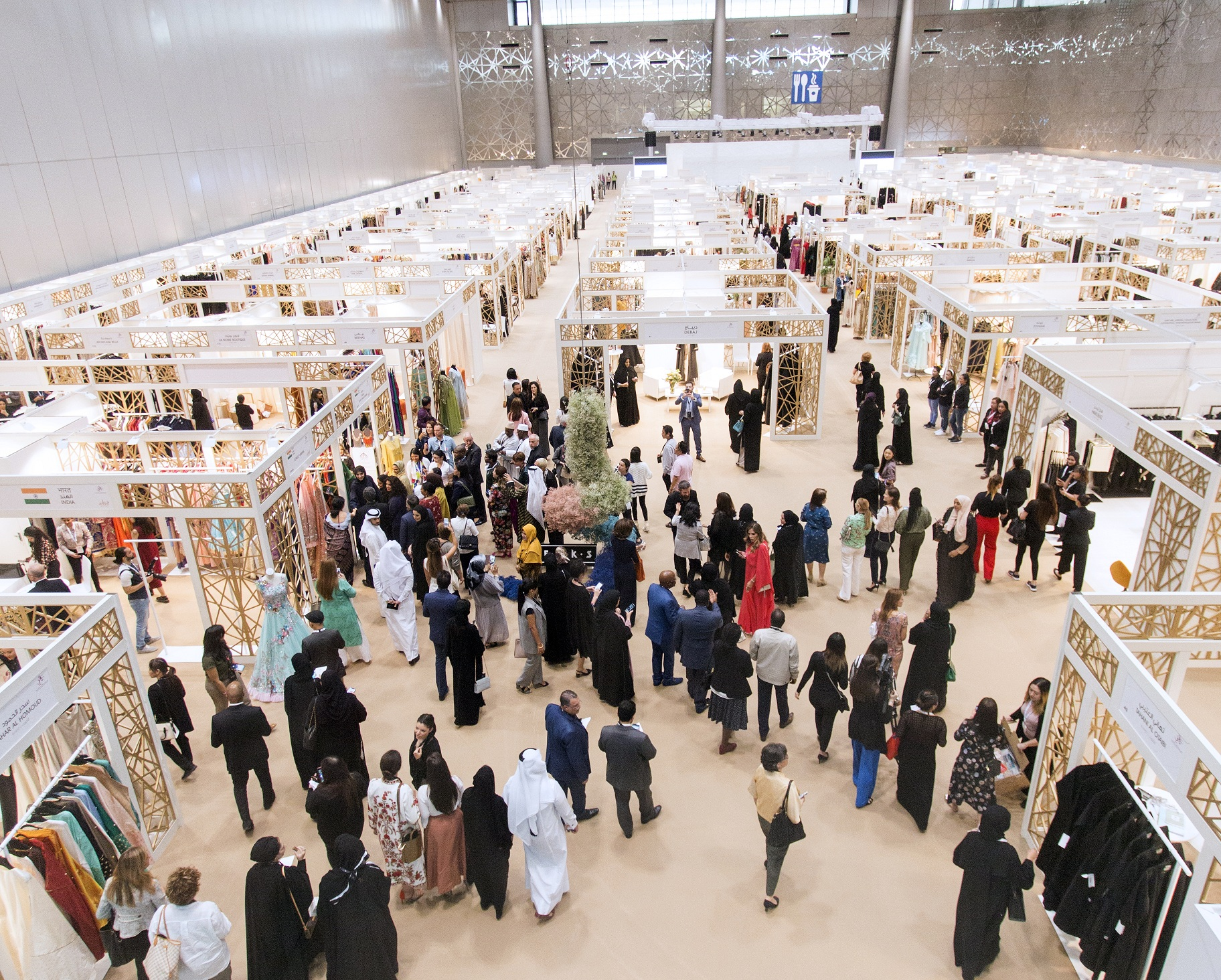 16th Heya Fashion Exhibition to Showcase 250 Brands From 25-29 October