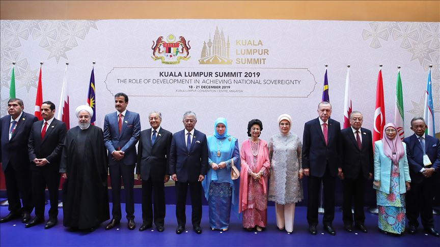 Malaysia Summit Seeks to Solve Issues of Muslim World, Should Build Own Market : Dr. Mahathir