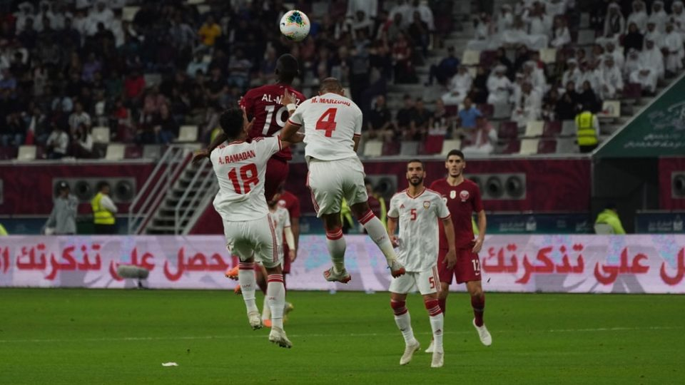 Qatar Beat UAE to Book Semi-final Place