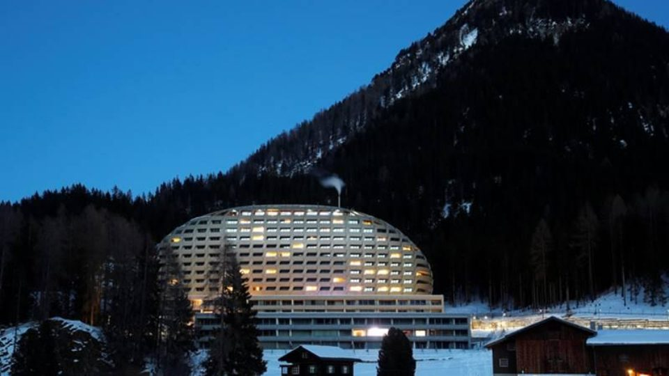 50th World Economic Forum Takes Off At Davos