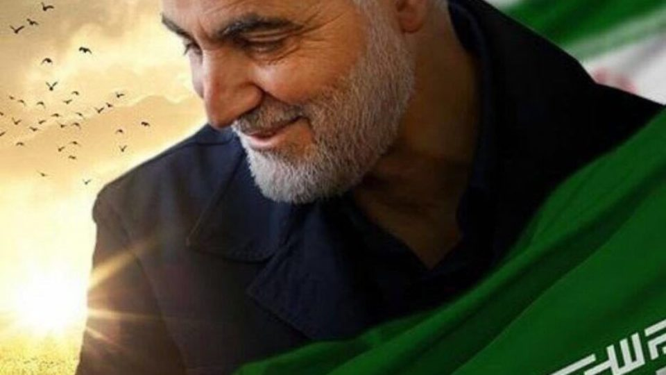 Picture Major General Qasem Soleimani by IRNA