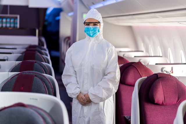 Qatar Airways To Introduce Temporary Additional Safety Measures Onboard For Passengers And Cabin Crew