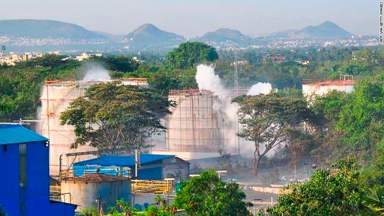 11 Die, 300 Hospitalised in Vizag after Styrene Gas Leaks From Polymer Factory