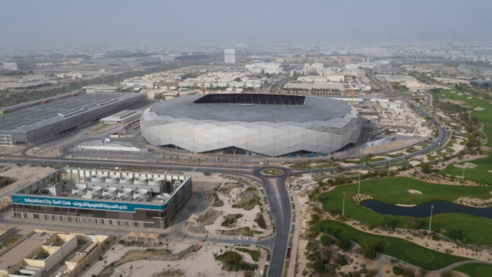 Qatar Marks Completion of Education City FIFA World Cup Stadium