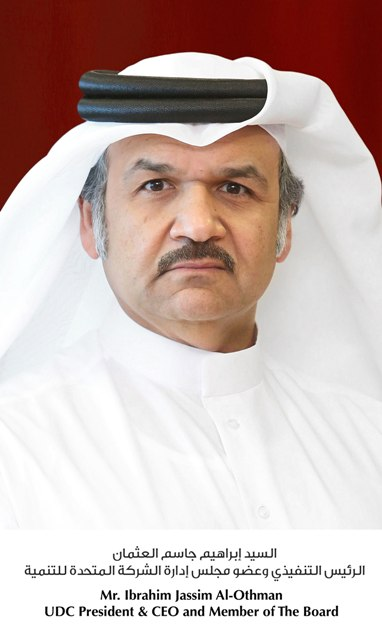 Ibrahim Jassim AlOthman, UDC President & CEO and Member of the Board