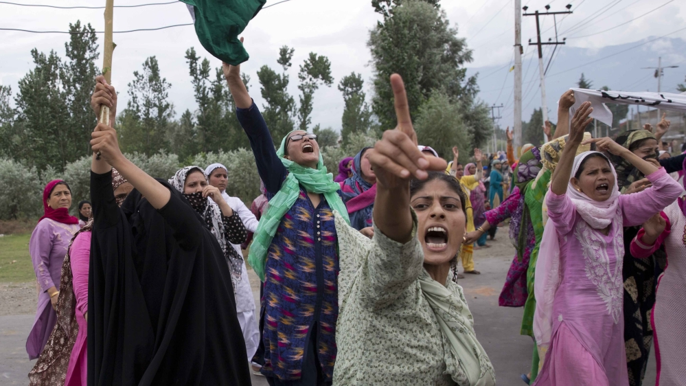 Silent Cries From Indian Occupied Kashmir Mark Int'l Day Of The Disappeared