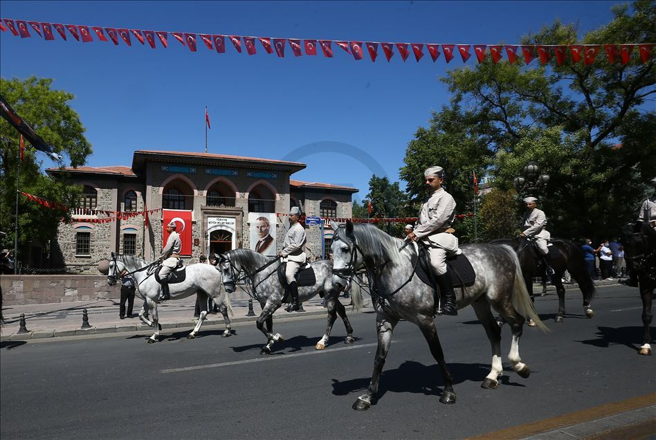 Turkey Celebrated 98th Anniversary Of It's Victory Day