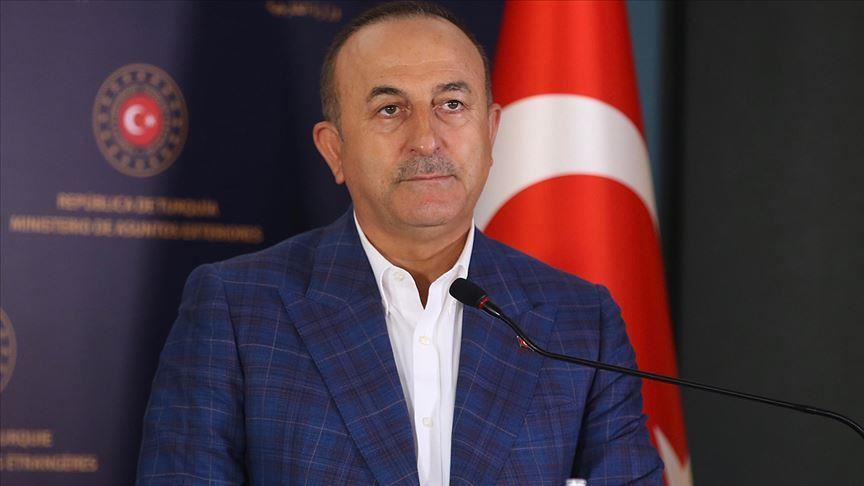 Mevlut Cavusoglu Foreign Minister of Turkey